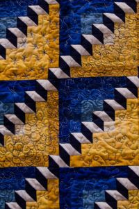774 best images about 3D quilt blocks and quilts... on ...