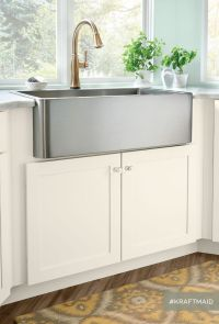 An Apron-Front Sink Base is just one example of the many ...