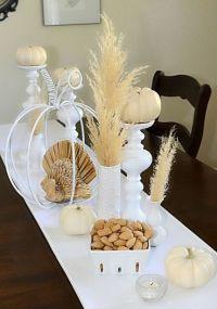 35 Tender White Thanksgiving Ideas | Thanksmas | Pinterest ...