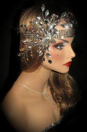 ideas flapper headband