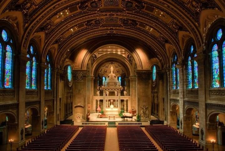 Catholic Church Of St Mary Co Cathedral Basilica Of