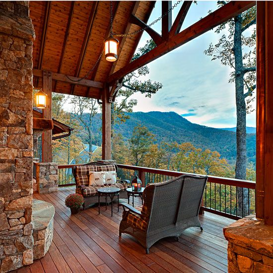 25 best ideas about Mountain home decorating on Pinterest  The cabin Lodges and Home builders