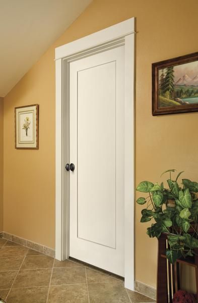 Madison interior door A quiet uncomplicated look Never