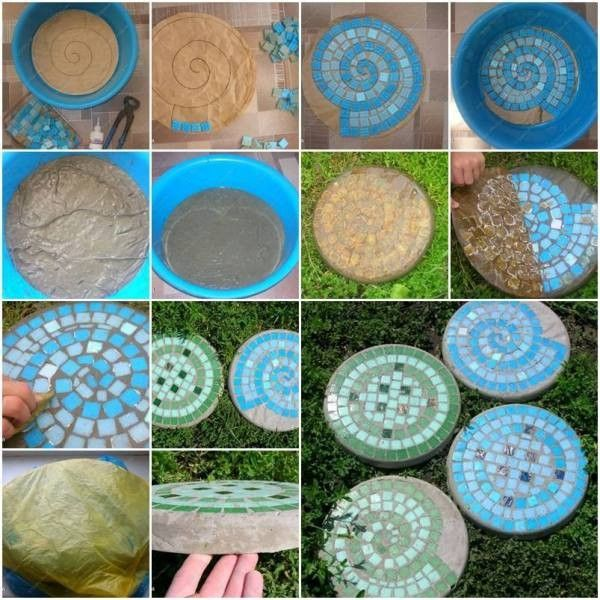 Top 565 Ideas About Garden Outdoor DIY Decorations On Pinterest