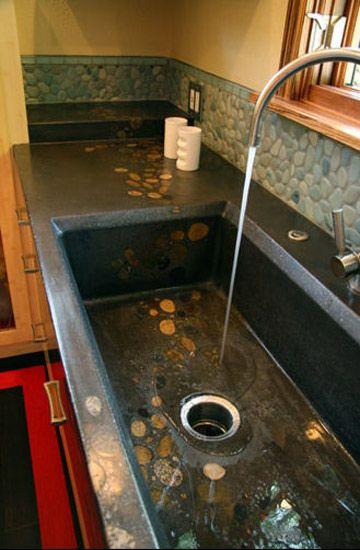 Concrete Sink Visit Nuconcretecom For All Concrete