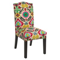 Boho Chair in vibrant colors! | Girls room ideas ...