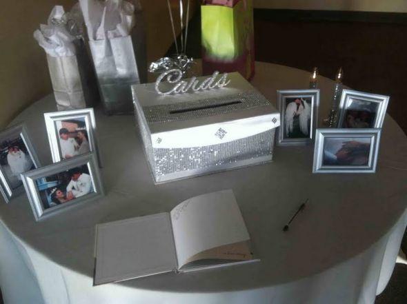25th Wedding Anniversary Party Ideas