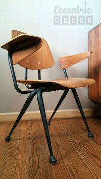 Mid Century Modern Brunswick plywood bentwood Arm Chair ...