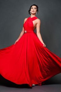 51 best images about Top 50 Scarlet-Red Bridesmaid Dresses ...
