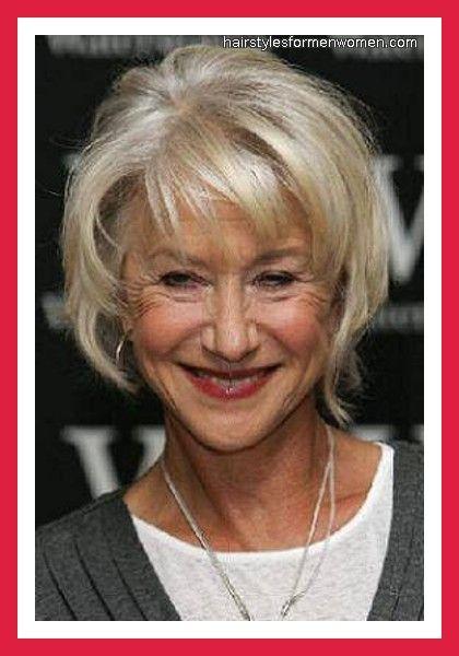Frisuren Ab 50 Jahren – Trendige Frisuren 2017 Foto Blog
