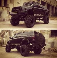 Roof Rack and Light Bar | Trucks | Pinterest | Bed covers ...