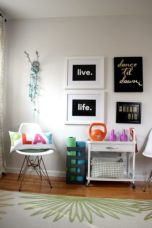 Best 25 Workout room decor ideas on Pinterest