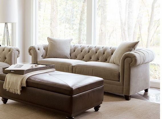 couch vs sofa loveseat european sleeper chicago parlor idea (too big): martha stewart saybridge ...