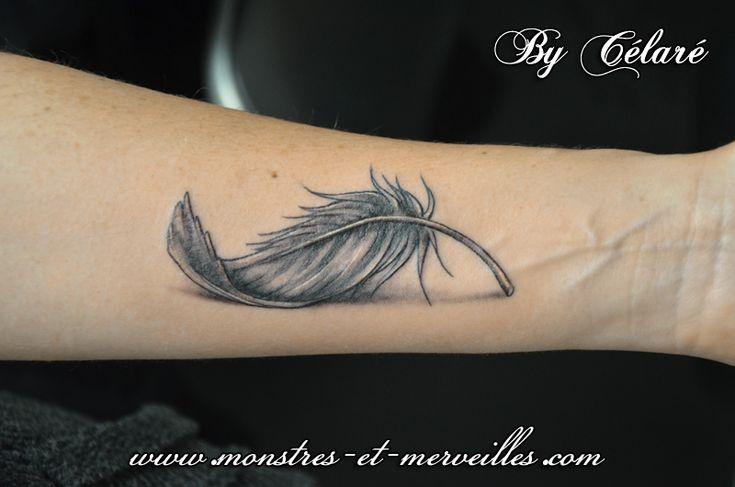 tatouages301 tatouage bracelet plume. Black Bedroom Furniture Sets. Home Design Ideas