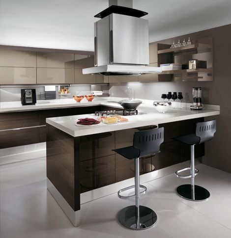 Top 25 ideas about Small Modern Kitchens on Pinterest  Picture picture picture Modern kitchen