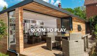 Garden Living Room | Garden home office | Pinterest ...