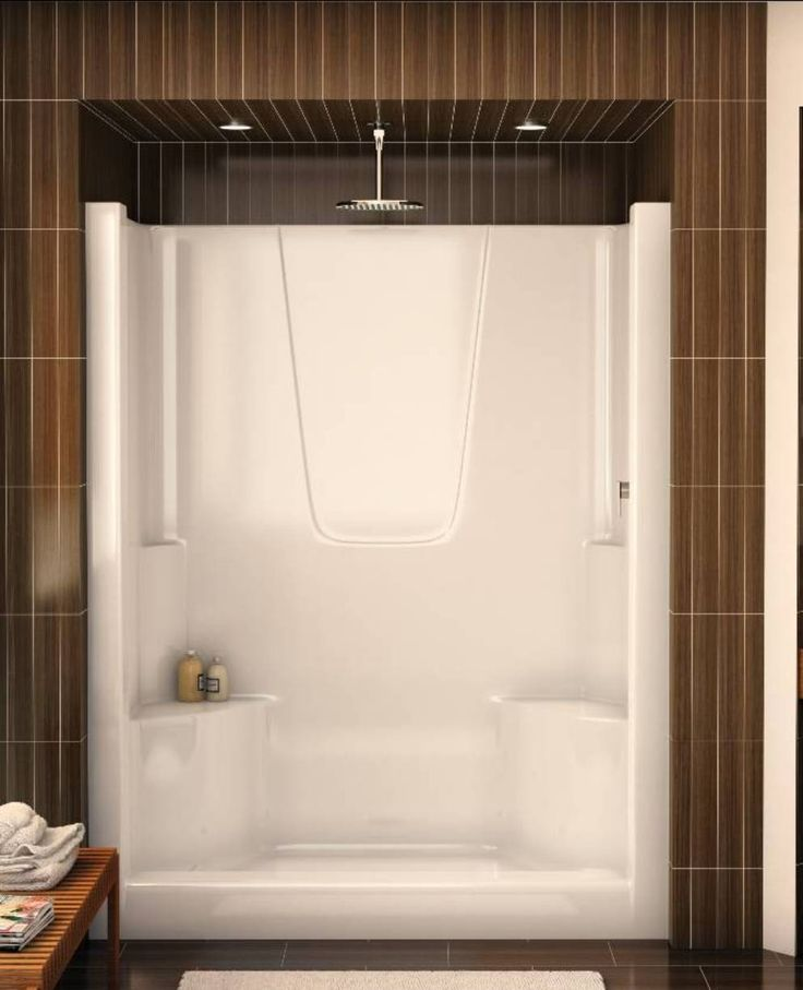 Bathroom  Bathroom Fiberglass Shower Unit  Modern