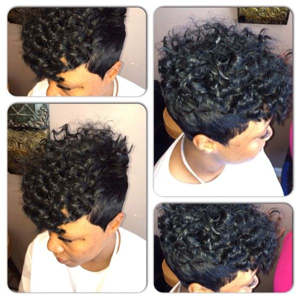 30 Cute Short Quick Weave Hairstyles Hairstyles Ideas Walk The