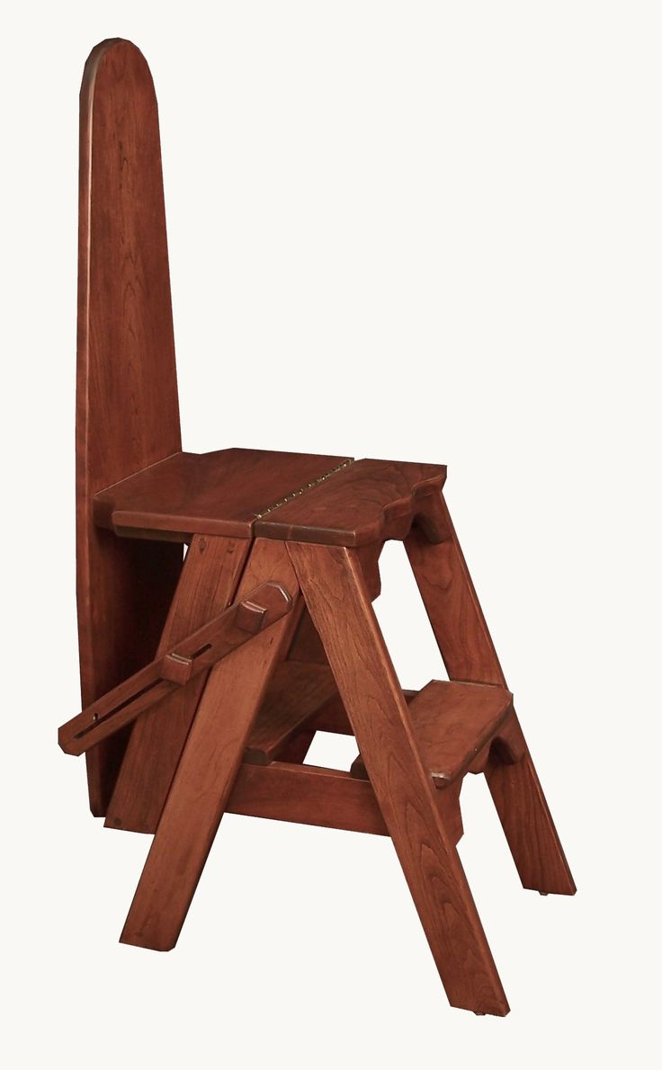 chair step stool ironing board ted and phil high plans - woodworking projects &
