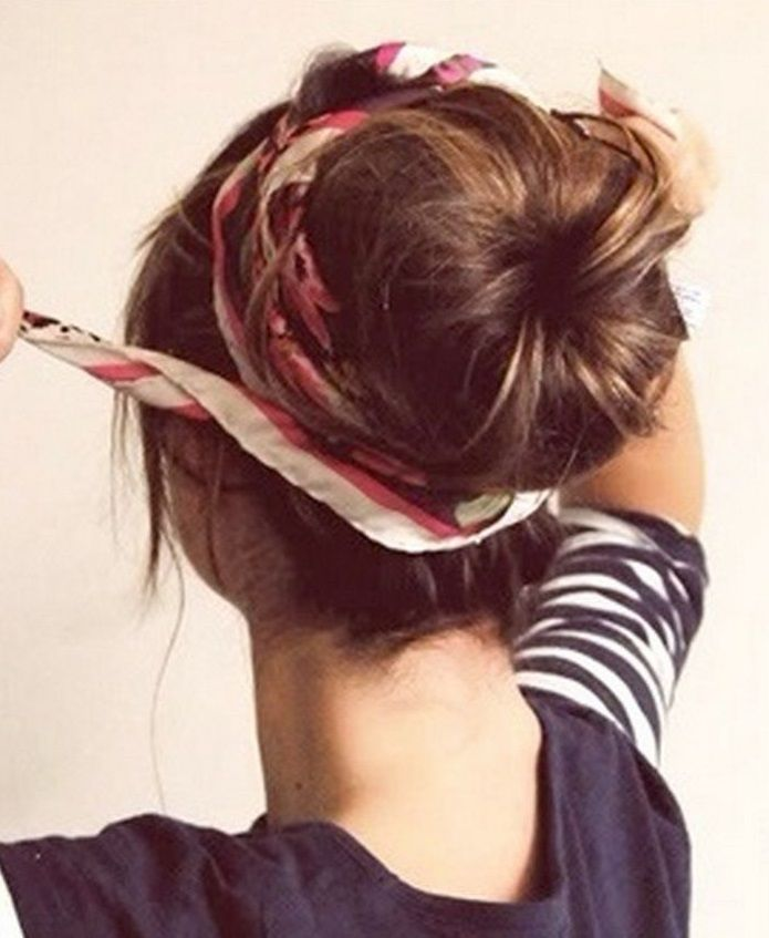 Die Besten 25 Einfache Frisuren Ideen Auf Pinterest