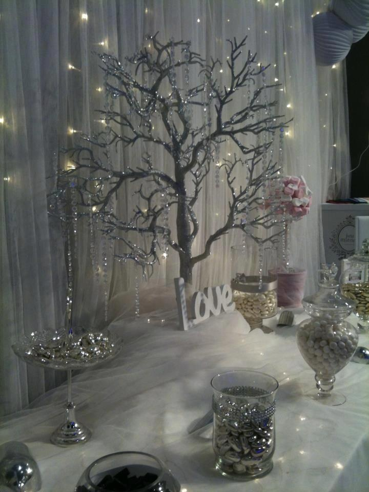 My Winter Fairytale Inspired Candy Buffet At The Malta