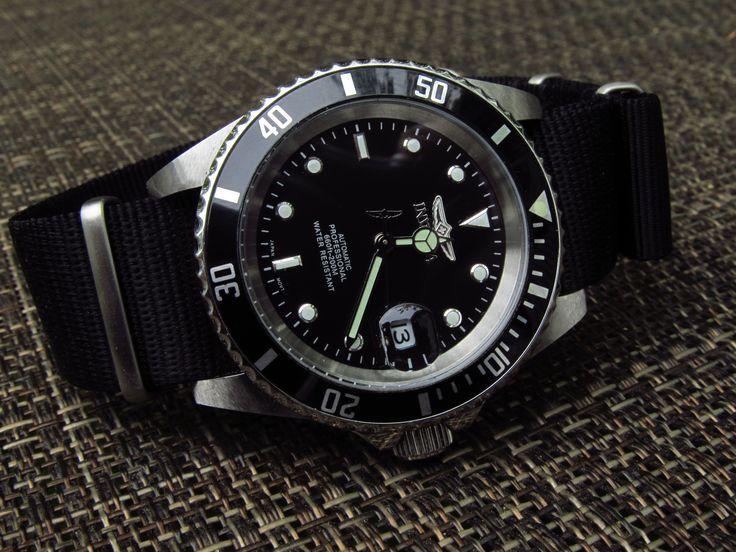 Invicta 8926   Best Submariner Homage (Watchuseek)   Pinterest   Invicta 8926