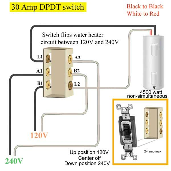 240 volt thermostat wiring diagram windows pki 17 best images about diy water heater on pinterest   heating, pocket doors and conductors