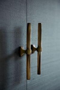 Horn & Brass Handles - Ochre | Hardware | Pinterest | Door ...
