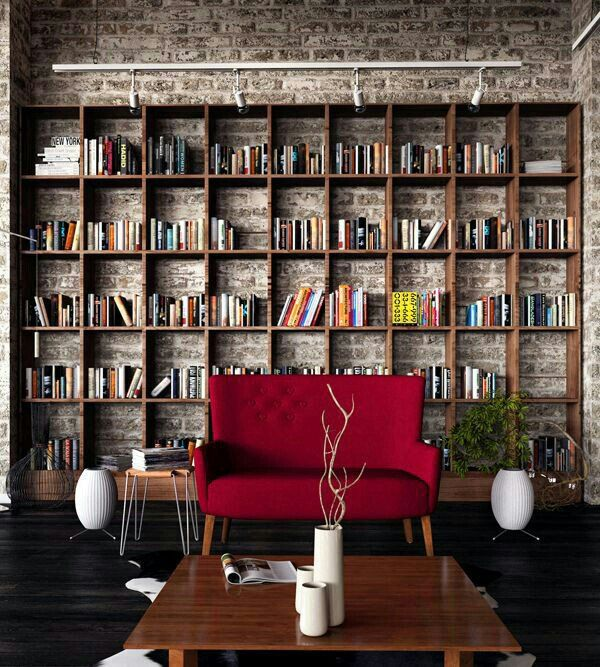 25 Best Ideas about Home Library Design on Pinterest