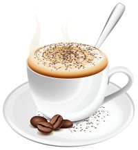 Cup of Coffee PNG Clipart | Coffee | Pinterest | Coffee ...