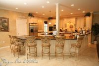 kitchen iland | Kitchen islands tuscan french country ...