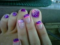 Summertime nails | Pretty Toe/Nails Colors!!! | Pinterest