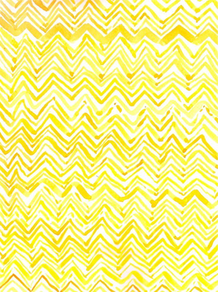Iphone 6 Orange Flower Wallpaper Unique Chevron Pattern Prints Amp Patterns Pinterest