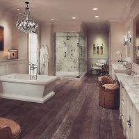 Best 20+ Rustic master bathroom ideas on Pinterest ...