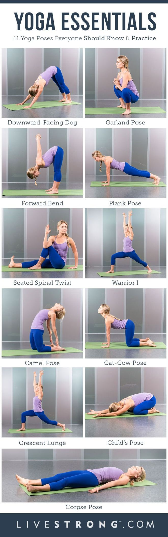 11 Essential Yoga Poses Everyone Should Practice: