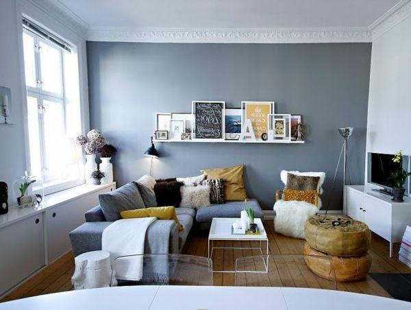 Die besten 10 kleine Wohnzimmer Ideen auf Pinterest  kleiner Lebensraum MbelLayout und