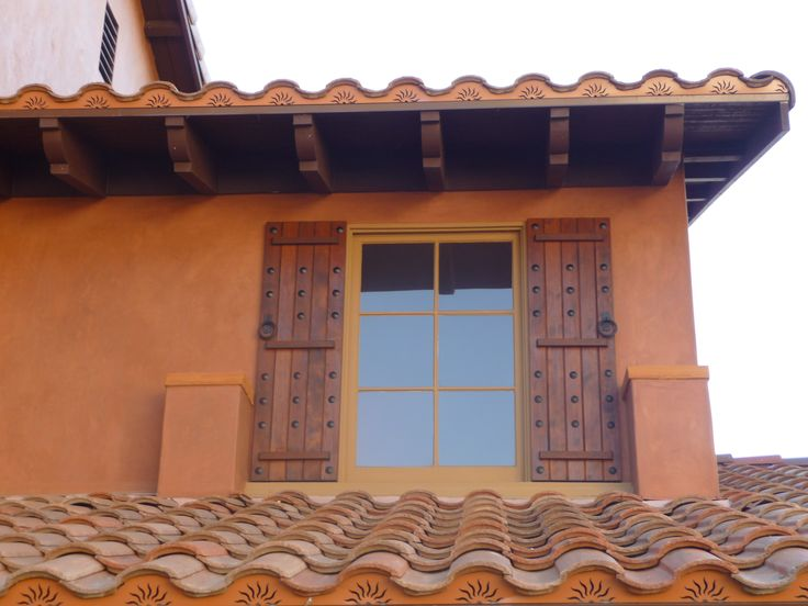 46 Best Images About Tuscan Shutters On Pinterest