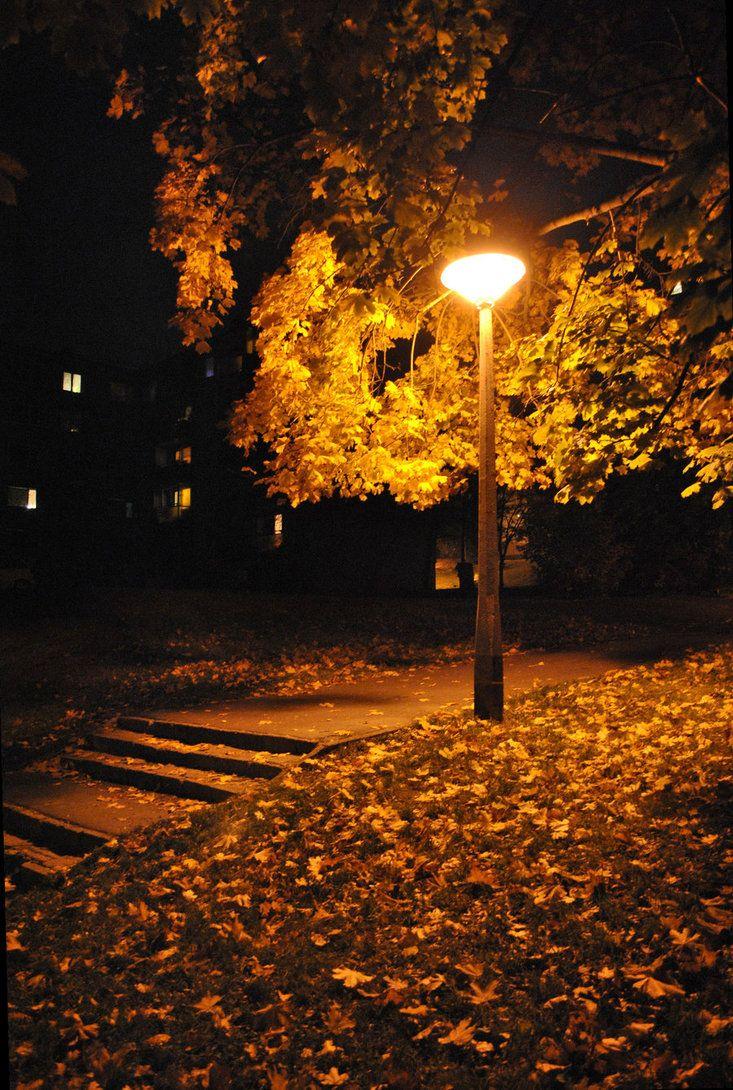 Desktop Wallpaper Pinterest Fall October Autumn Night By Dudykaa On Deviantart A Little
