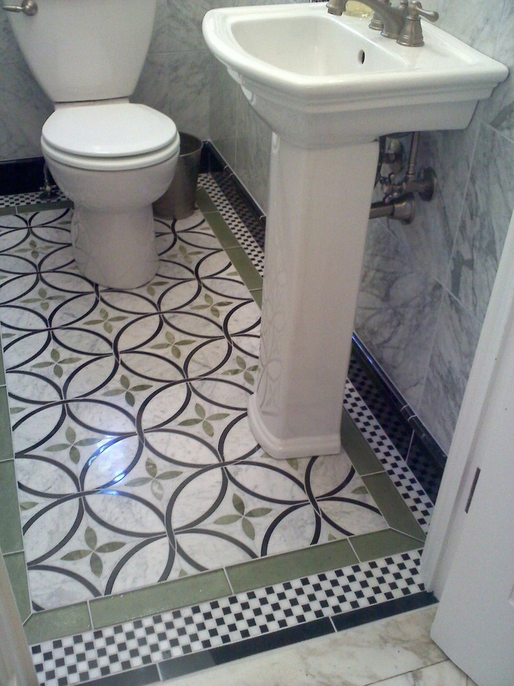 17 Best images about Powder Room on Pinterest  Queen anne