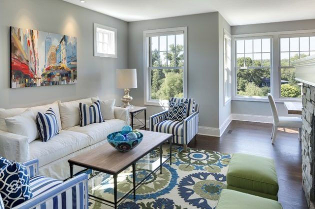 3153 Best Images About Coastal Casual: Living Rooms On