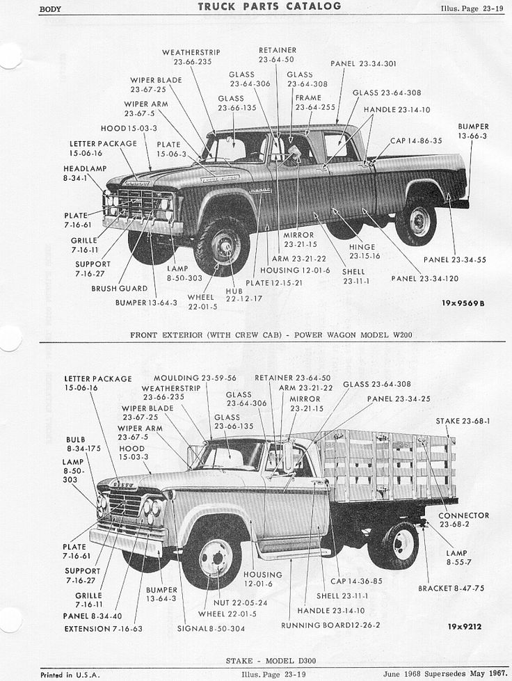 1963 dodge power wagon crew cab pirate4x4com 4x4 and offroad