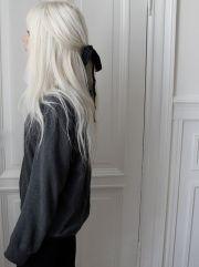 ideas white hair