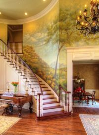 14 best ideas about wall murals on Pinterest | Villas ...