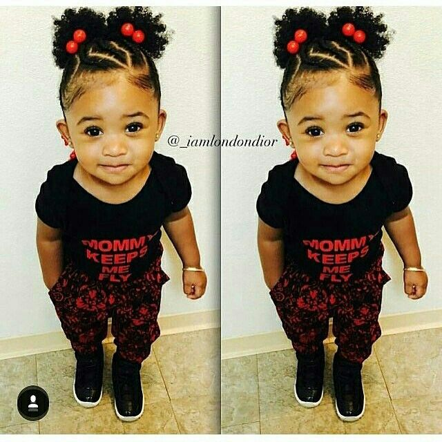 25 Best Ideas About Black Baby Girl Hairstyles On Pinterest