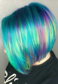 1000+ images about All the Pretty Colored hair! on