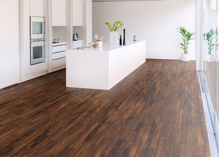 RP105 Double Smoked Acacia Modern Kitchen LS CM1  Karndean Designflooring  Pinterest