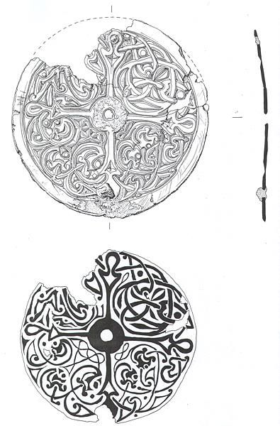 17 Best images about Anglo-Saxon Jewelry on Pinterest