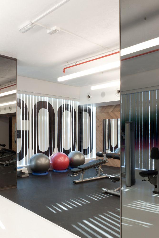 25+ best Gym Interior ideas on Pinterest