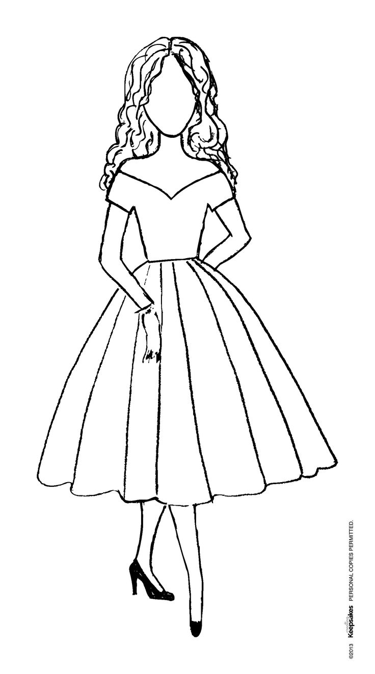 25+ Best Ideas about Paper Doll Template on Pinterest