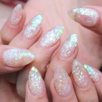 25+ best ideas about Glitter gel nails on Pinterest ...
